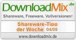 DownloadMix-Rezension: Absolute Sicherheit f�r sensible Daten
