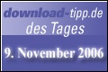 Download-Tipp.de des Tages 09.11.2006