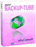 Packshot abylon BACKUP-TUBE