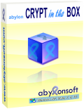Packshot abylon CRYPT in the BOX