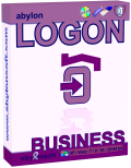 Info graphic RSS feed: Version update of abylon LOGON Business