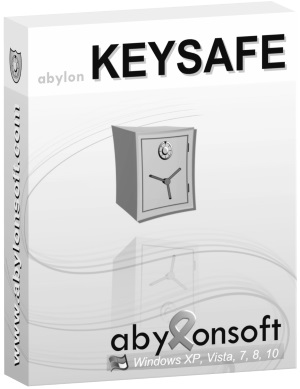 Save passwords and encrypt them securely with abylon KEYSAFE 18